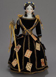 Fortune Telling Doll (attr. Jacob Petit)