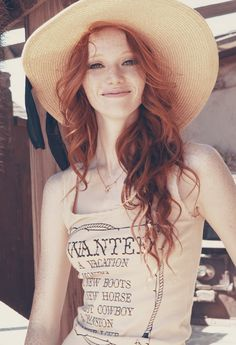 The Hottest redheads are at Redhead Next Door! Featured photo: Wanted: Red and Alive! - Visit our redhead gallery for more pictures. Beautiful Red Hair, Gorgeous Redhead, Redheads Freckles, Red Hair Woman, Red Hair Girls, Hottest Redheads, Ginger Girls, Redhead Girl, Ginger Hair