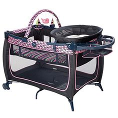 SAFETY 1ST PRELUDE PLAY YARD, SWEET SAILING - Click image twice for more info - See a larger selection of baby playard at http://zbabyproducts.com/product-category/baby-playard/ - baby, infant, nursery, kids, child, toddler, baby products, baby gift ideas.