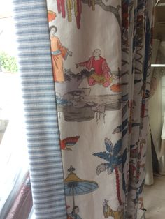 Curtains, Projects, Home Decor, Log Projects, Blinds, Interior Design, Draping, Home Interior Design, Window Scarf