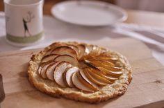 Apfel-Galette *