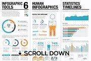 45%OFF Infographic Elements Bundle 2 - Illustrations - 2