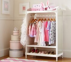 Juliette Dress Up Tower | Pottery Barn Kids