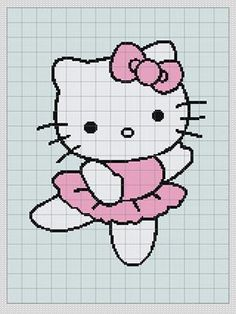 Kitty- Afghan chart pattern