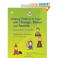 Helping Children To Cope With Change Stress And Anxiety