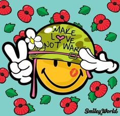 Military Peace Man ☮