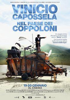 Vinicio Capossela il 19 e 20 gennaio al cinema con Nel paese dei Coppoloni