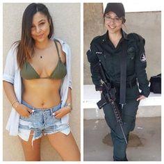 Israeli Army Girls 🇮🇱 🔥 (@hot_idf_girls) • Instagram photos and videos Good Woman, Idf Women, Military Women, Gorgeous Women, Amazing Women, Beautiful, Military Girl, Military Police, Us Marine Corps