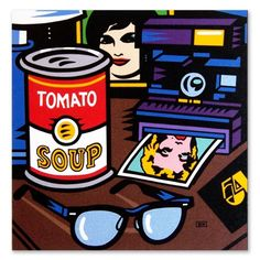 Burton Morris - Pop International Galleries