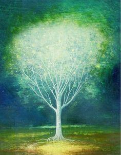 """Saatchi Art Artist mark duffin; Painting, """"beacon"""" #art"""