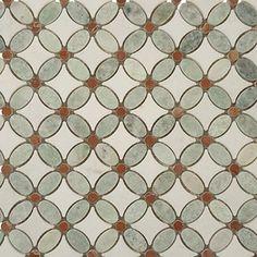 Flower FS-72 Mosaic | Mosaic Tiles Brooklyn NY