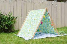 Craft Gossip - http://sewing.craftgossip.com/tutorial-fold-up-a-frame-play-tent/2015/06/02/