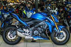 2015 Suzuki GSX-S1000 ABS