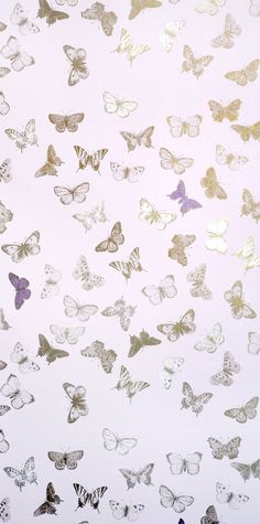 free metallic gold butterfly iphone wallpaper for iphone 5