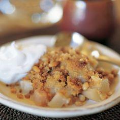 Apple-Pear Crisp | Williams Sonoma