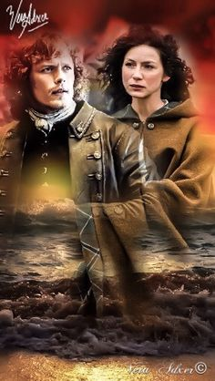 Outlander: Jamie and Claire                                                                                                                                                                                 More