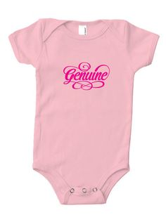 Sale ends 2/15/13. Get 30% off using code VALENTINE on all onesies by Soba-Pop Ink.    Cotton #onesie in a 3-6 months (fits most newborns).