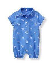 Layette Boys One-Pieces, Newborn Onesies at Janie and Jack