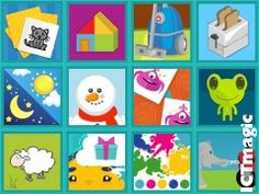 This site has a huge collection of superb flash games for young learners. Some games are focused on life skills and others teacher them about the world around them.