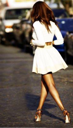 hot cute dress