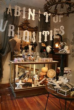 """Wendy Addison's shop 'Theatre of Dreams""""~Image by Pam Garrison"""