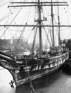 Cutty Sark 1898
