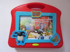 TIMMY TIME TELEVISION AND CAMERA TOYS