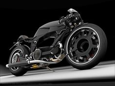 Moto Guzzi Big Mono Naked SD Concept