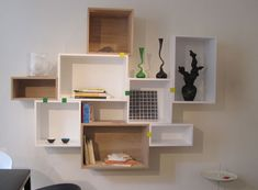 Muuto Stacked...composition in the store Ydee