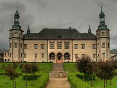The Palace of Cracow Bishops in Kielce
