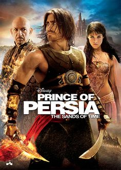Prince of Persia: the sands of time (2010) I love everything in this movie, since the actors until the views, the figurine, the story.. everything. The out-of-this-world beauty of Gemma Arterton and Jake Gyllenhaal and their chemistry makes it even better <3