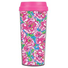 Lilly Pulitzer Thermal Mug - Lucky Charms