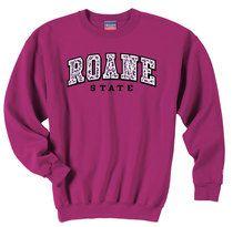 Roane State Community College Champion Crew-neck Sweatshirt