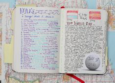 travel journal inspiration- lots of cool ideas for different journal entries