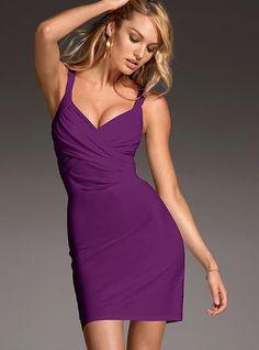 Cross-front Bra Top Dress - Victoria's Secret - love. love. love.