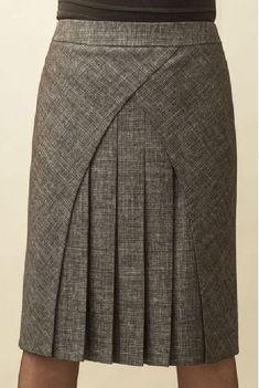 02b07f89a Las 67 mejores imágenes de costura | Coser vestido, Falda del ...