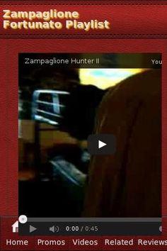 """<b>Zampaglione Fortunato Playlist</b><br>The unofficial Zampaglione Fortunato app.<p><b>Recent Videos</b><br>• FORTUNATO ZAMPAGLIONE - EASY RIDER<br>• Fortunato Zampaglione - Ti Cancellerò (audio Alta Qualità)<br>• Gioia - Fortunato Zampaglione<br>• Fortunato Zampaglione - Gioia<br>• Fortunato Zampaglione   Ti cancellerò (creato con Spreaker)<br>• Francesco Zampaglione, """"L'uomo qualunque""""<br>• BOBY ROBICHON """"TI CANCELLERO'""""<br>• Lei Mi Amò ► SUGARFREE<br>• AMALIA ZAMPAGLIONE - CANDIDATA…"""