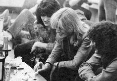 Steve Jansen, Mick Karn and Rob Dean