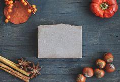 Sweet Potato Soap, Handmade Soap Bar, Vegan Soap, Brown Sugar Soap, Vanilla Soap, Harvest Autumn Soap, Gift Soap, Sweet Spice Scented Soap