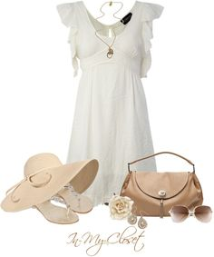 """Hurry Up Summer!"" by in-my-closet ❤ liked on Polyvore"