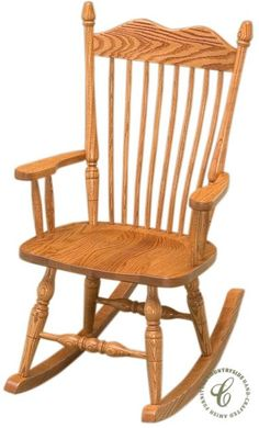 Shop Amish rocking chairs and real wood gliders for your living room or nursery. Every Amish rocker is crafted from solid wood and custom made just for you. Amish Rocking Chairs, Glider Rocking Chair, Wooden Rocking Chairs, Amish Furniture, Kids Furniture, Furniture Gliders, Amish Country, Living Room Seating, Mortise And Tenon
