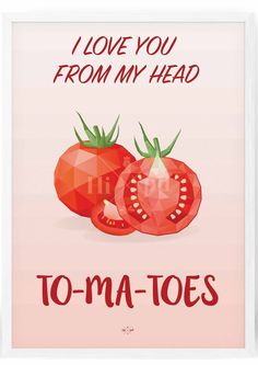 I love you from my head to my toes - Plakat med sjovt kærlighed ordspil! Meme Pictures, Cool Pictures, Funny Doodles, Haha So True, Sweet Quotes, Good Jokes, Best Poems, Love People, Puns