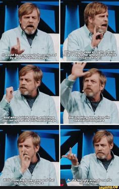 Tagged with star wars, princess leia; Shared by macncheeses. Mark Hamill pays tribute to Carrie Fisher. Star Wars Film, Star Wars Meme, Starwars, Lying Game, Funny Quotes, Funny Memes, Tribute, In Vino Veritas, Love Stars