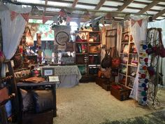 ReFind Originals at the Rhinebeck Country Living Fair 2015.