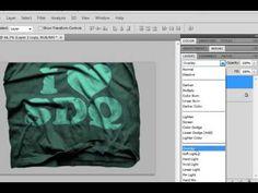 tutoriales.com.do -  Haciendo que una imagen tome la forma o relieve de ...