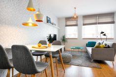 Design actual intr-un apartament de 3 camere- Inspiratie in amenajarea casei - www.povesteacasei.ro