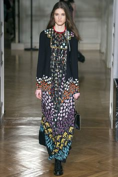 View the complete Fall 2017 collection from Valentino.