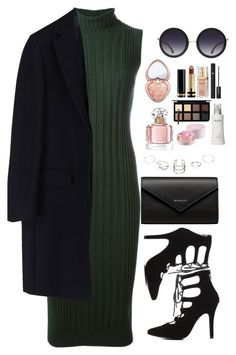 """Be great."" by krys-imvu on Polyvore featuring Maison Margiela, Accessorize, MSGM, Charlotte Russe, Balenciaga, Alice + Olivia, Guerlain, Too Faced Cosmetics, Lancôme and Gucci"