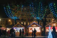 Marché de Noël de Grenoble  ©JM Francillon