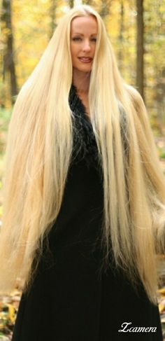 Pure Beauty, and Long Hair will enhance that at any given day.